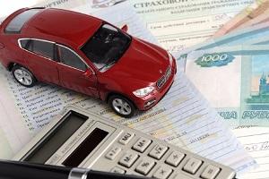 Расчёт транспортного налога (на легковой автомобиль)