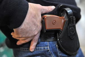 Новые правила ношения и хранения травматического оружия