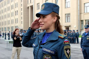 Университеты в питере военные для девушек