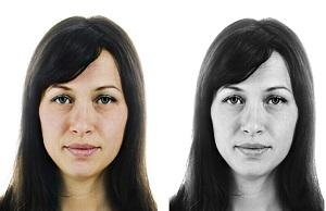 Смена паспортп в 45 лет фото размер
