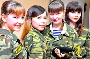 Военка для девушек после 11 класса