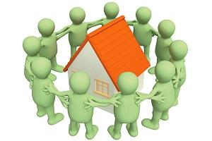 Сведения о нормативах придомовой территории многоквартирного дома: каковы размеры участка по СНИП?