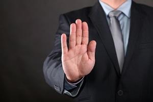 Как написать заявление отказа от услуг